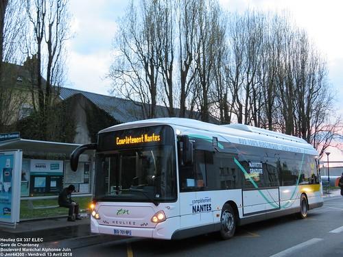 HeuliezBus GX 337 ELEC | by Jmr44300