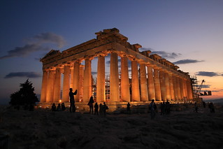 Parthenon  · Ο Παρθενώνας  · by Martin Cígler CC-BY-SA via Wikimedia Commons
