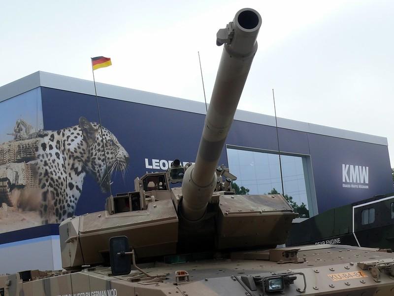 Leopard 2A7+ 4
