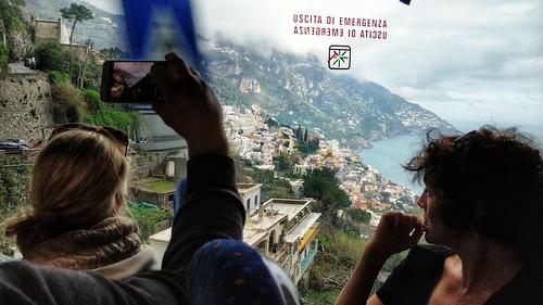 Riding to Positano   by Alannainen