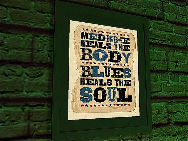 The Blues Station - V's 10th Rezz Day!! - Blues Heals the Soul