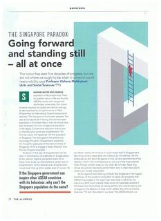 going forward and standing still - kishore Mahbubani pg26 | by Askmelah