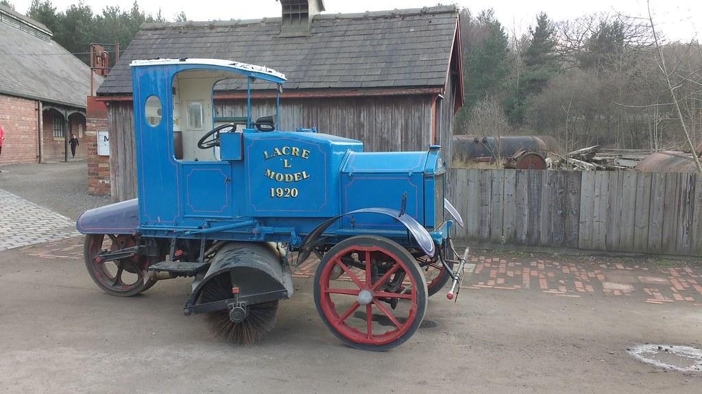 Lacre at Beamish Great War Steam Fair 2018