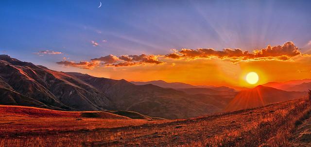 PATAGONIA - Sunset