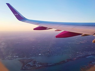 Wow Air plane | by leftbanked