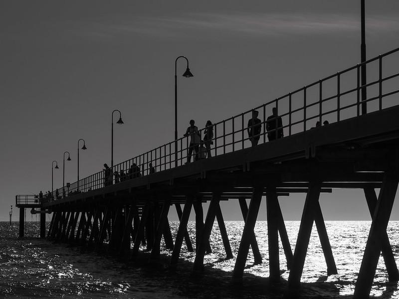 Pier / Glenelg, Adelaide, Australia