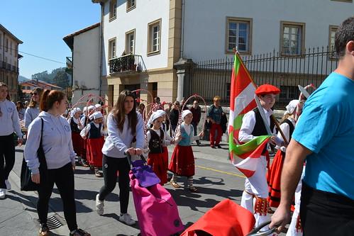 Umeen Euskal Jaia Lekeition 2019