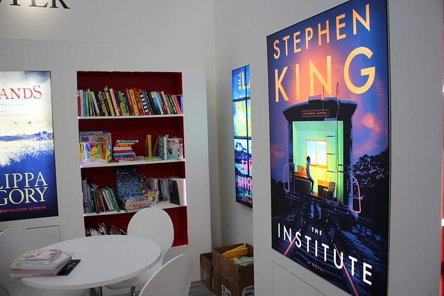Stephen King - Foire du Livre de Londres 2019