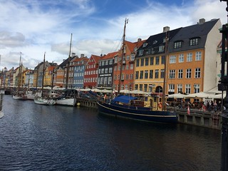 Copenhagen waterfront | by DarleneEats