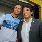 Lei que amplia horário de venda de créditos em Terminais é promulgada por Osmar Filho
