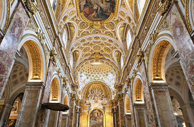 Roma - Basilica di San Luigi dei Francesi - 16-18th centuries