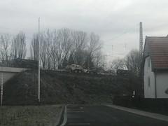 NATO Transportzug - Viersen