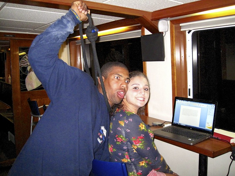 Divemaster Darcy & Taylor Muller Nautilus Explorer Aug 2011 - Version 2