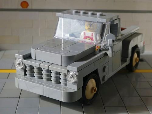 Chevrolet Step Side Task Force