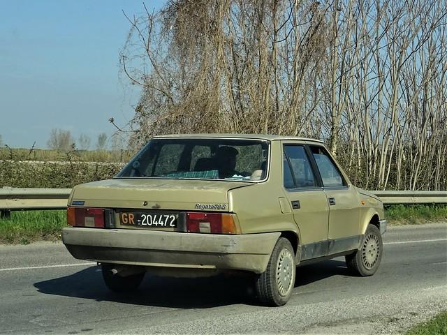 1984 Fiat Regata 70 S