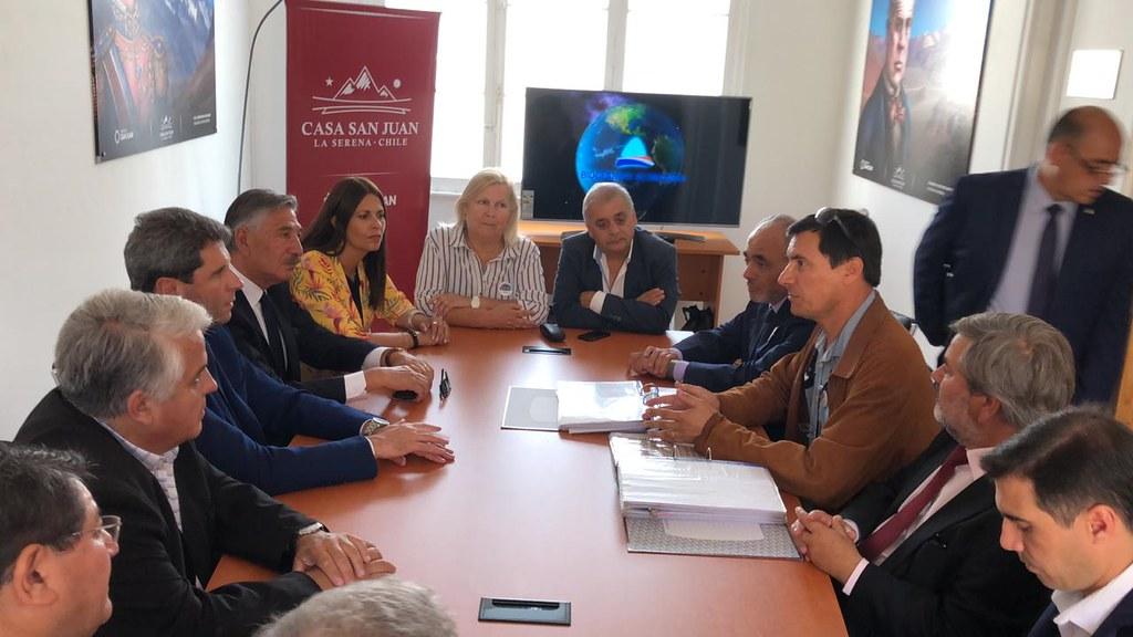 2018-02-08 PRENSA: Inauguración de la casa de San Juan en la Serena.