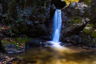Flowing Waterfall Dorngraben | by Theo Crazzolara