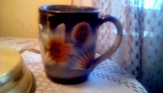 Seashell mug!
