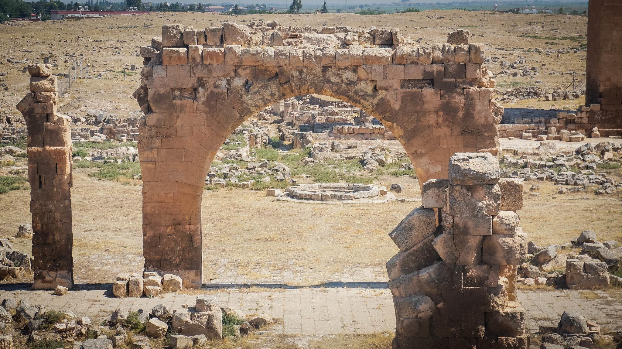 Ulu Cami arch