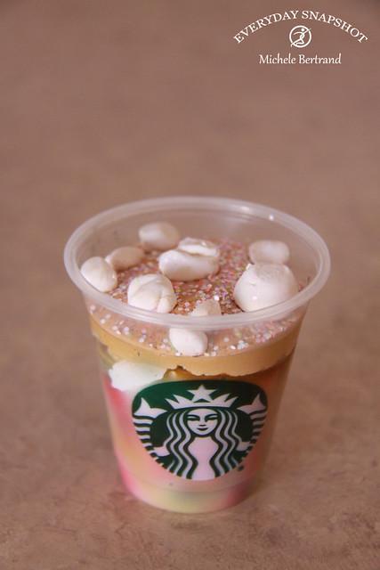 Starbucks Slime Cups (6)