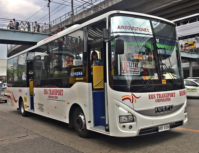 EOS Transport Corp. 8096-A
