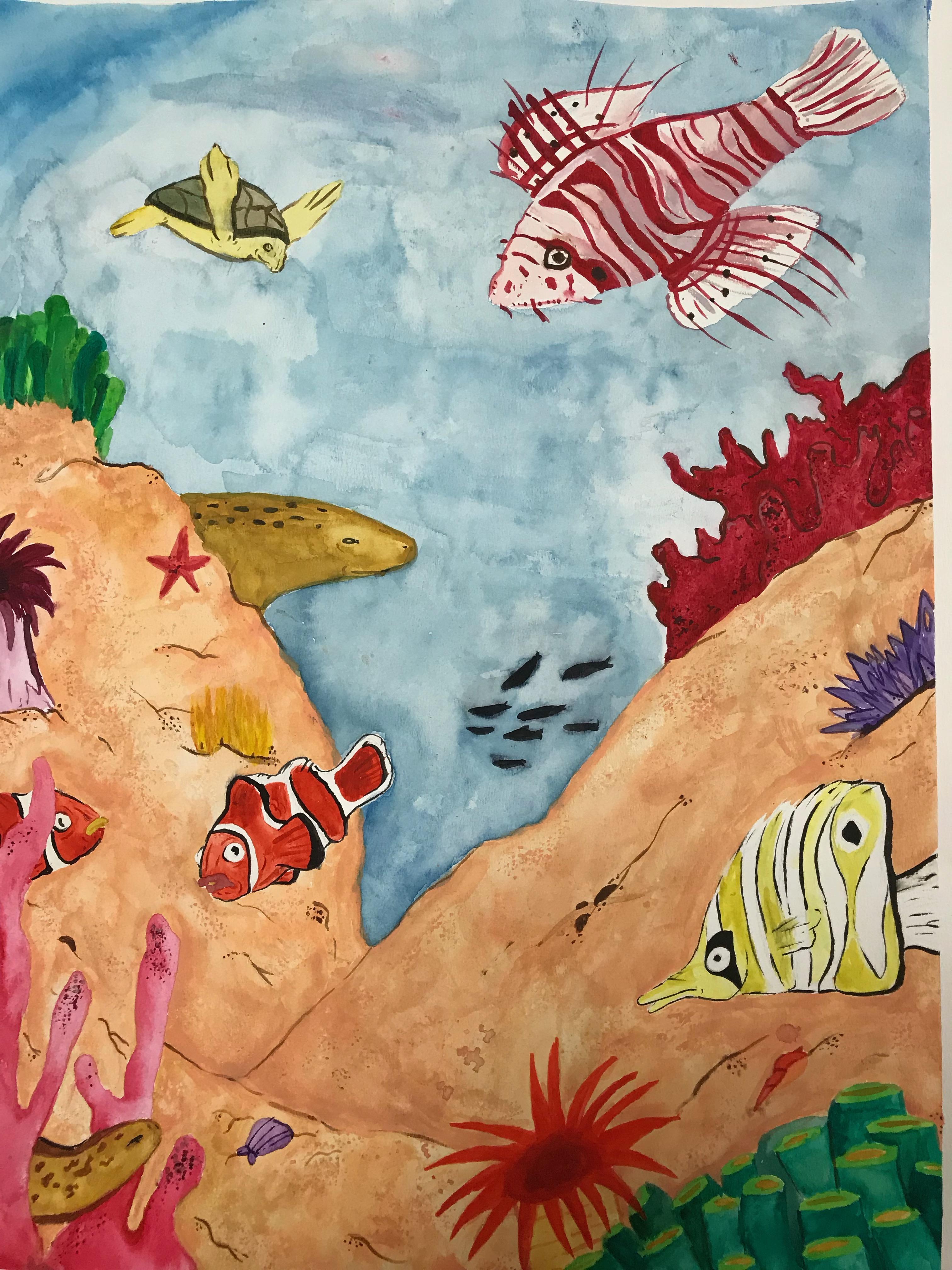 Art 2 Watercolor