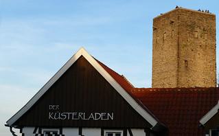 Burg und Küsterladen - test shot | by re_may_er