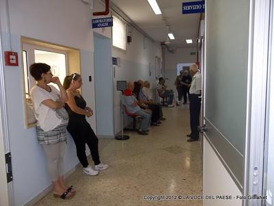 servizi ospedale PTA gioia del colle