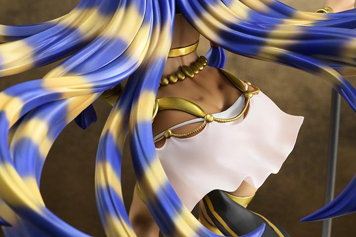 可愛的死靈如波浪般飄動♪ AMAKUNI《Fate/Grand Order》Caster/尼托克里絲(キャスター/ニトクリス) 1/7比例模型【HJ限定】