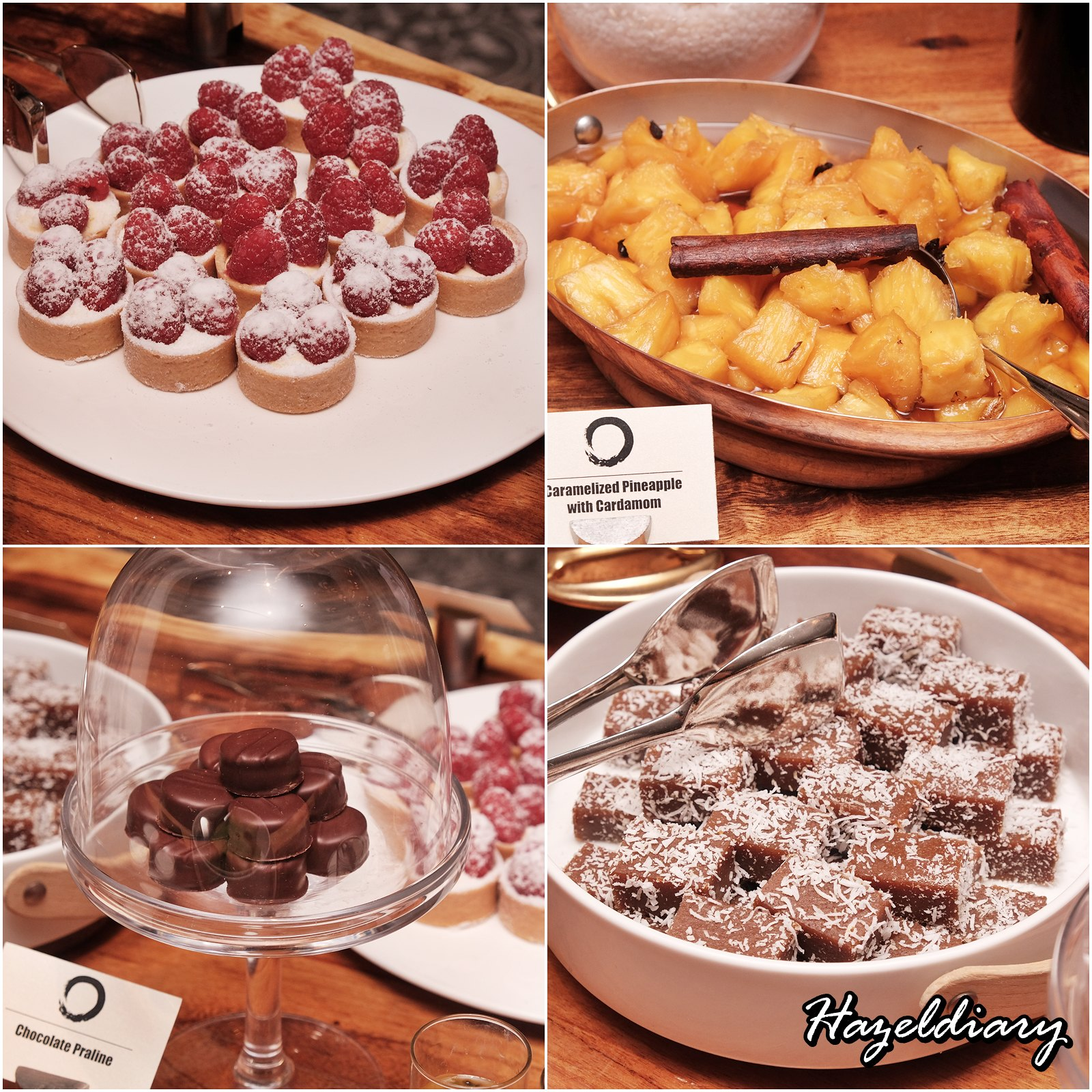 One-Ninety Four Seasons Hotel Singapore-Buffet-1