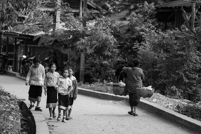 Local life - Luang Prabang