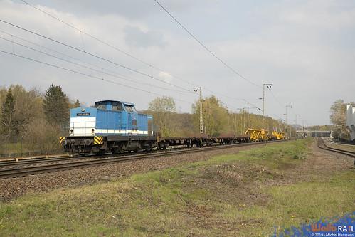 V 100-SP-003 . Spitzke Logistik . 92876 . Stolberg (Rheinland) . 14.04.19.