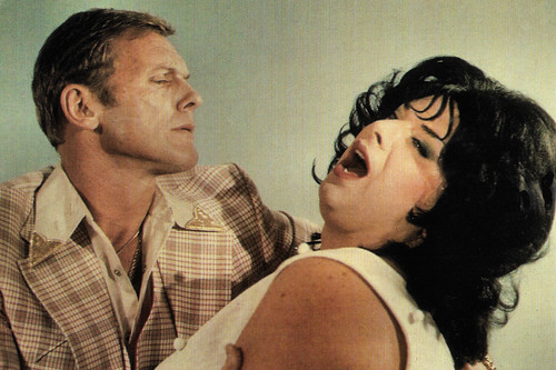 Tab Hunter and Divine in Polyester (1981)