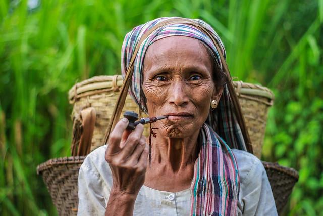 The Tribal Women