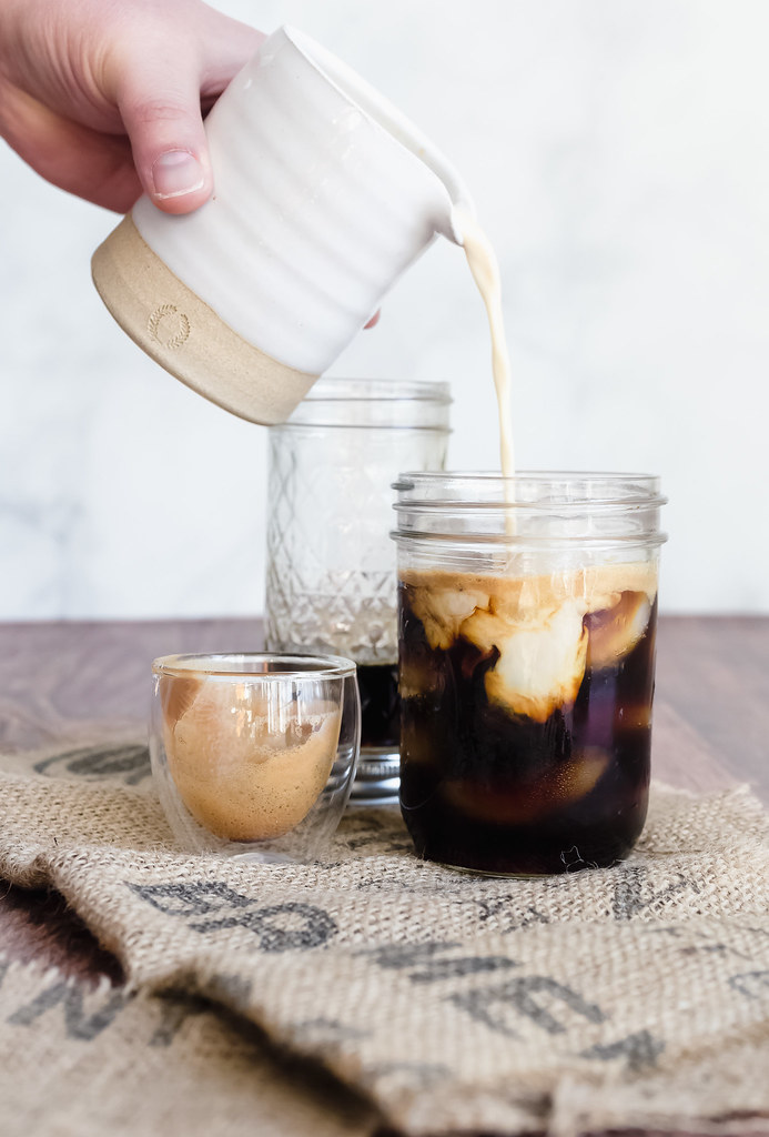 How to Make an Iced Latte at Home (Recipe + VIDEO!)