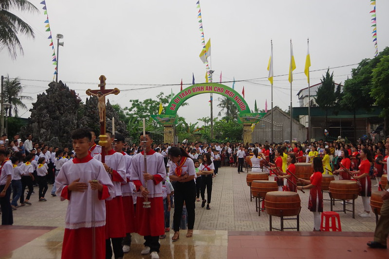 Giáo xứ Bến Đén (5)