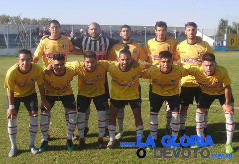 Juventud-Rojo-Unión Regional Amateur. 15/04/19