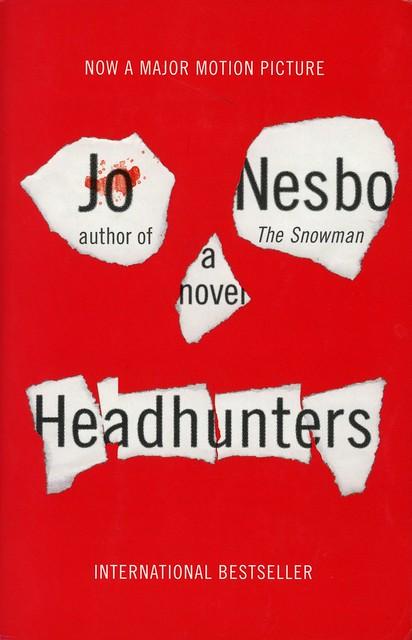 Vintage Canada Editions - Jo Nesbo - Headhunters