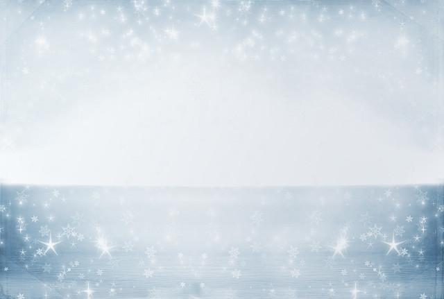 BG - Magical snowy day