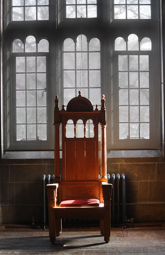 Maurice Cody's Throne