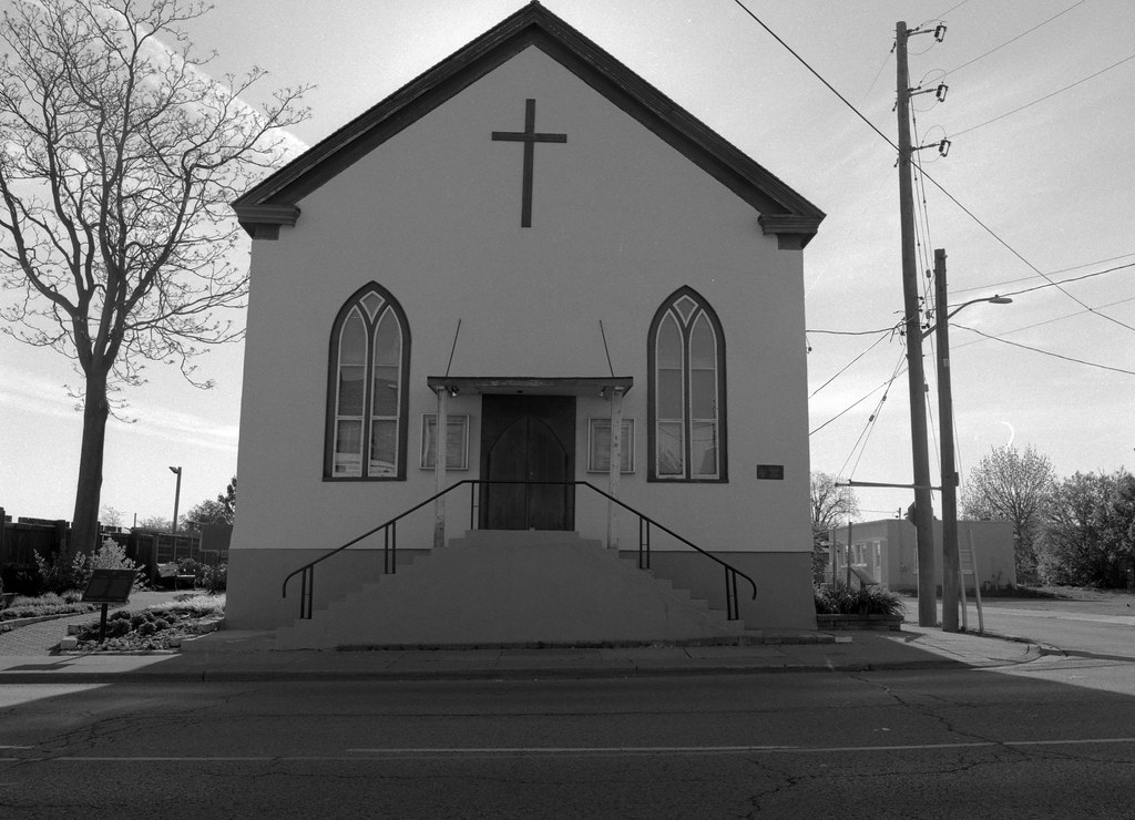 Project:1867 - Salem Chapel
