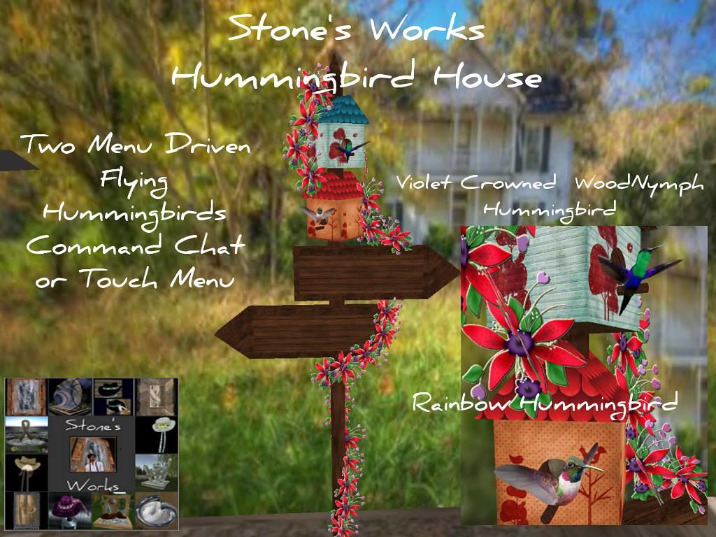 Hummingbird House - TeleportHub.com Live!
