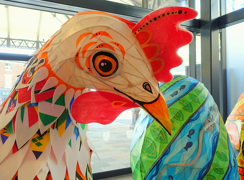 Big Easter chicken at Preston Market | by Tony Worrall