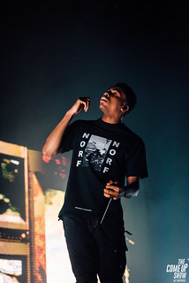 Vince Staples | by thecomeupshow