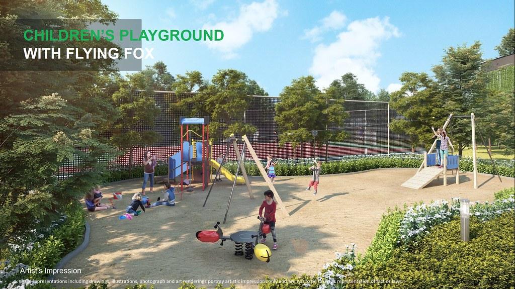 khu vui chơi trẻ em Palm City