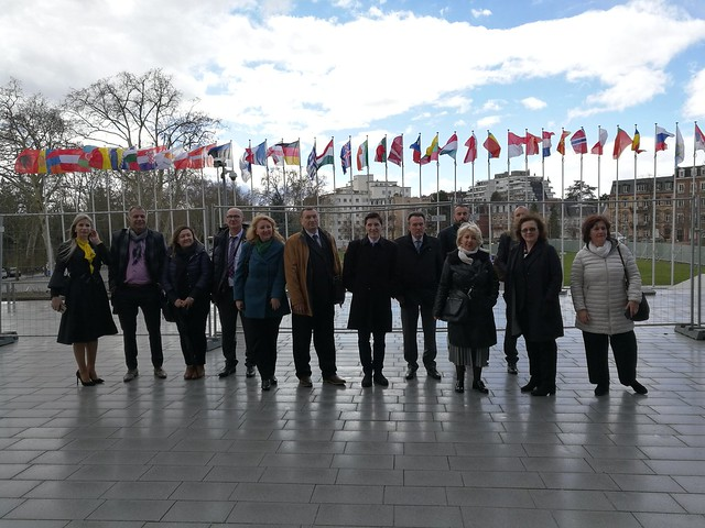 Bosnia and Herzegovina: discussion on quality education with the Human Rights Commissioner