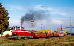 Rhodopenbahn / Rhodope Railway: TU7E 81.002 Septemvri 17102000