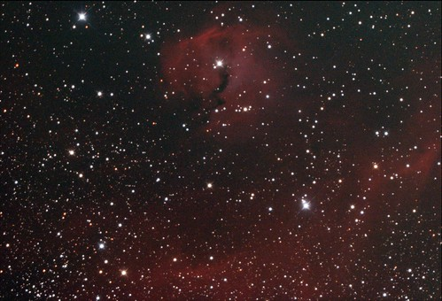 IC2177 Seagull Nebula Stack_61frames_1830s_WithDisplayStretch | by BlackWikkett