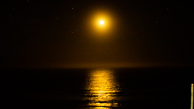 Luz en el Pacífico