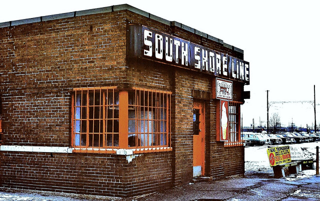 1945 CSS&SB Station (Hegewisch Chicago IL)